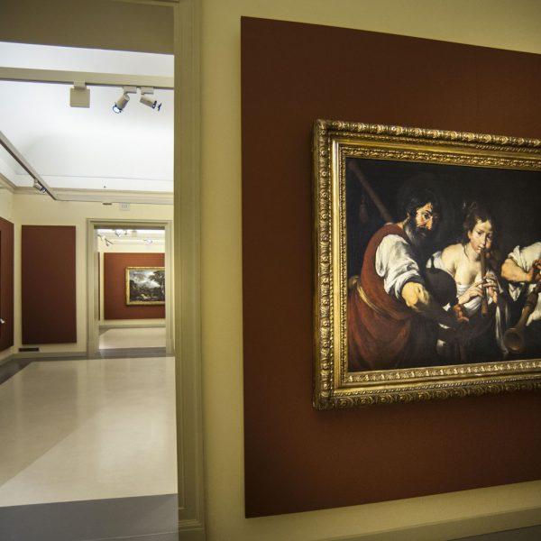 Villa Zito, Pinacoteca (7) - foto Pucci Scafidi