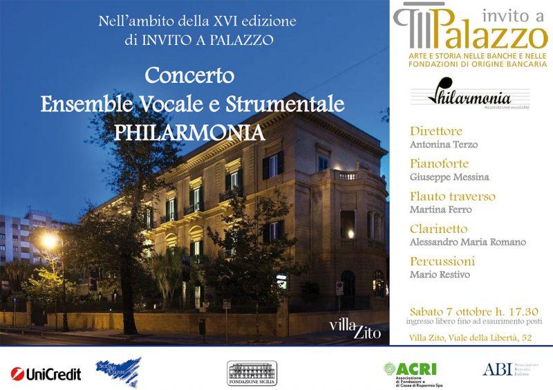 Invito a Palazzo 2017 - Sicily Art and Culture